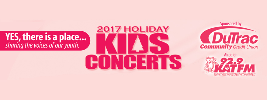 2017 Holiday Kids Concerts