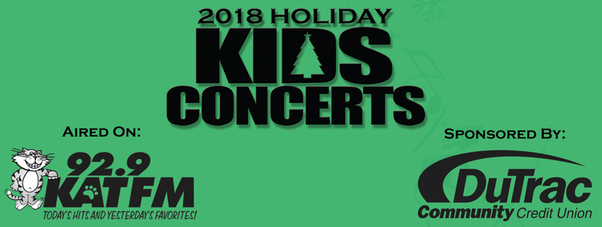 2018 Holiday Kids Concerts