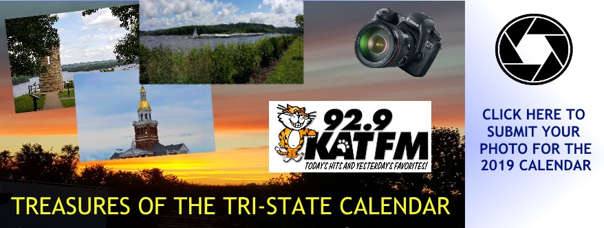 Submit your photos here for our Treasures of the Tri-States Calendar!